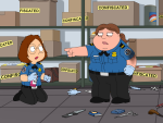 The Airport Job - Family Guy