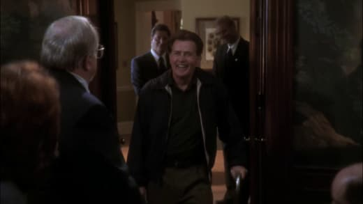 Hail to the Chief - The West Wing Season 1 Episode 1