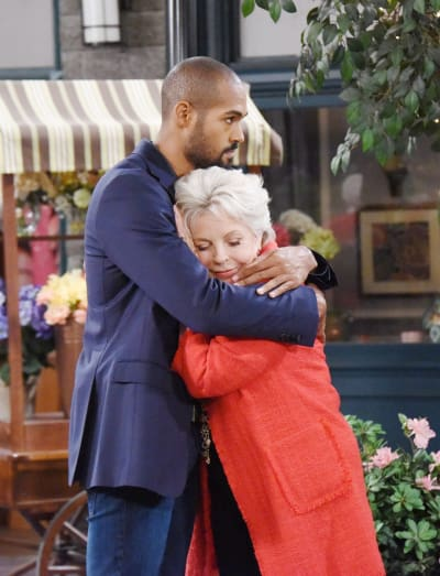 Eli and Julie - Days of Our Lives