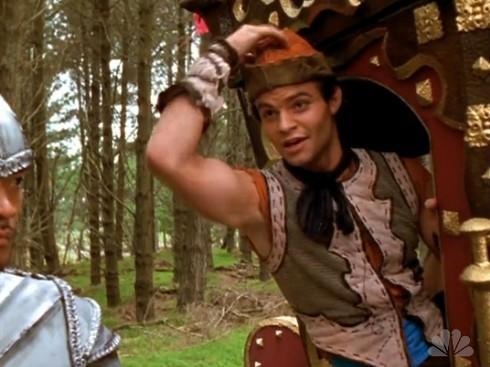Daniel Gillies in Young Hercules