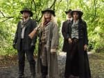 Four Outlaws - DC's Legends of Tomorrow