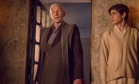 Bruce Awaits- Gotham Season 3 Episode 16