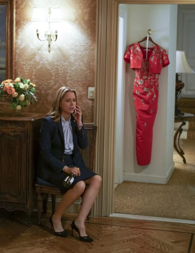 Elizabeth Worries About Henry - Madam Secretary