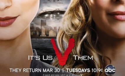 New V Posters, Promotional Video: Released