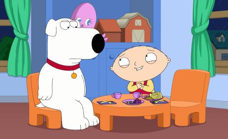 Desperate Measures - Family Guy