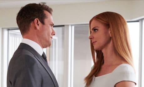Darvey Makes a Decision - Suits Season 9 Episode 3