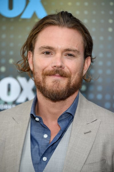 Clayne Crawford Attends Fox Upfronts