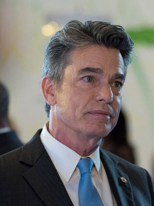 Peter Gallagher Returns - Law & Order: SVU Season 20 Episode 18