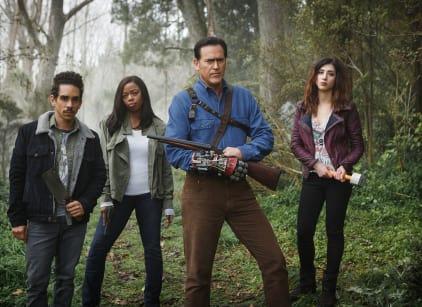 Watch Ash vs Evil Dead Season 1 Episode 7 Online