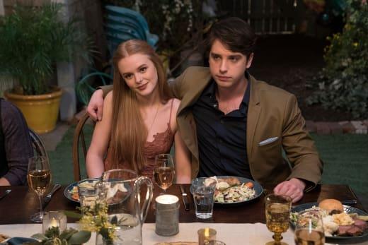 Breliza?  - The Fosters Season 5 Episode 20