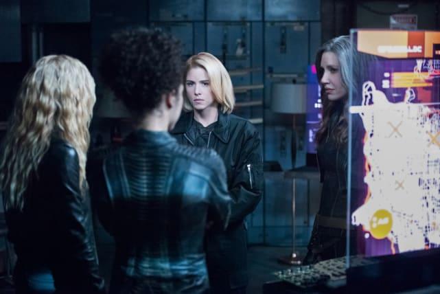 Future Shock - Arrow Season 7 Episode 18