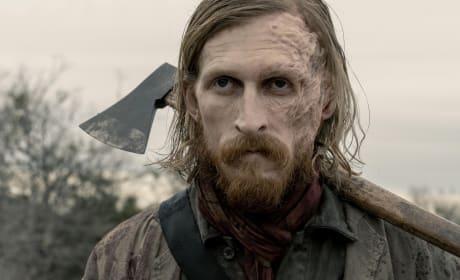 Dwight Arrives - Fear the Walking Dead