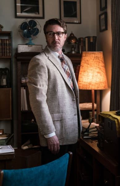 Dismissing Bomb Shelters - Project Blue Book Season 1 Episode 4