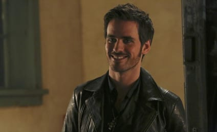 Once Upon a Time Photos: Hook & Emma's First Date