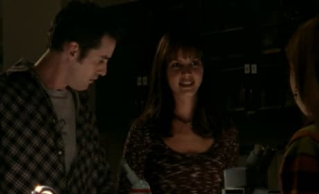Scoobies Investigation - Buffy the Vampire Slayer Season 2 Episode 11