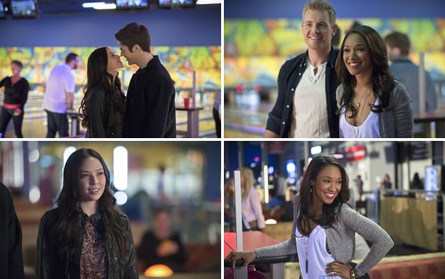 Date night the flash s1e15