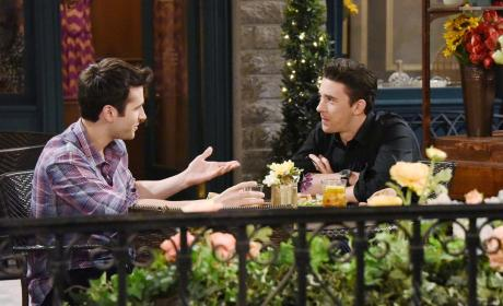 Sonny and Chad - Days of Our Lives