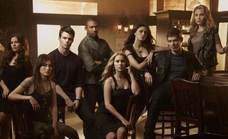 The Originals Cast Image