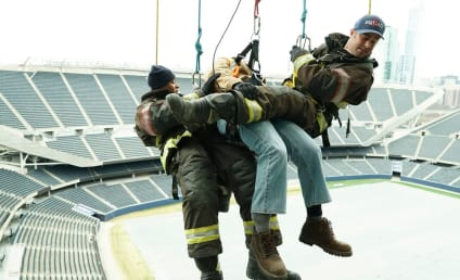 Chicago Fire Season 5 Episode 21 Review: Sixty Days