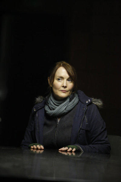 Laura Innes on The Event