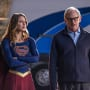 Supergirl and Stein - DC's Legends of Tomorrow Season 2 Episode 7