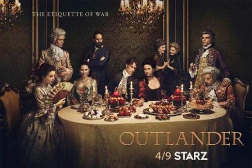 Outlander Season 2 Key Art
