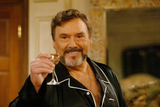 Stefano Lifts a Glass - Days of Our Lives
