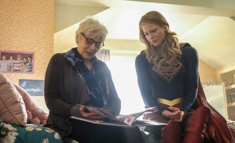 Sam's Mom - Supergirl Season 3 Episode 18