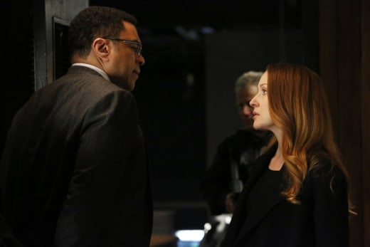 Face Off - The Blacklist Season 6 Episode 21