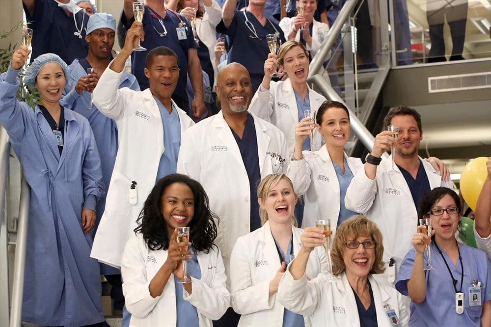 Grey\'s Anatomy Review: Raise Your Glass - TV Fanatic