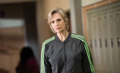 Sue Is Concerned - Glee