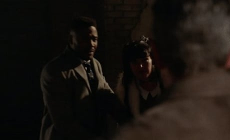 Reeves and Abby at Gunpoint - NCIS Season 15 Episode 21