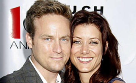Alex Young and Kate Walsh Photo