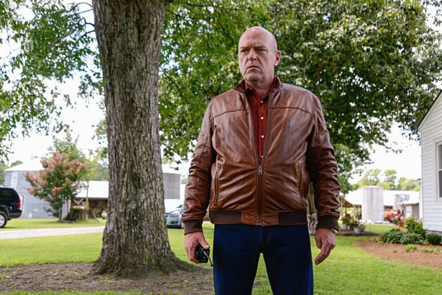 Dean Norris - Big Jim Rennie, Under the Dome
