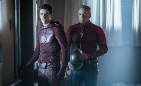 "The Flash: Photos from ""Into the Speed Force"""