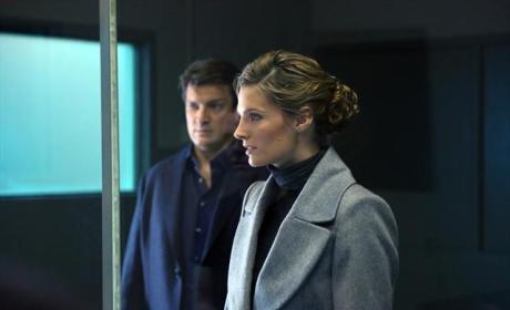 Frightened Beckett
