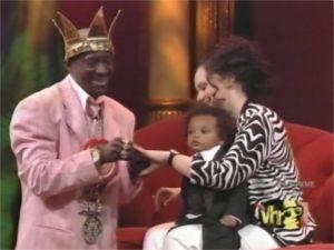 Flavor Flav Proposes! Not to Thing 2!