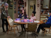 Preparing For a Birthday - The Conners