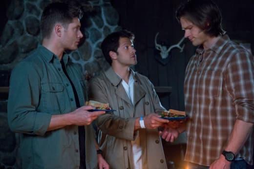 Sandwich?