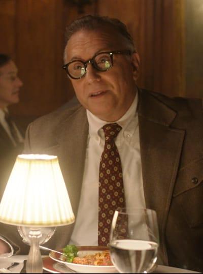 Paul Reiser as Cy Fuerer - Fosse/Verdon Season 1 Episode 1