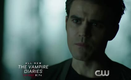 The Vampire Diaries Promo: Caroline Helps Damon!