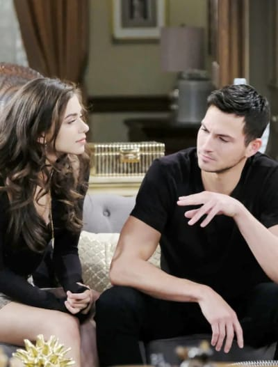 Conspiring Against Claire - Days of Our Lives