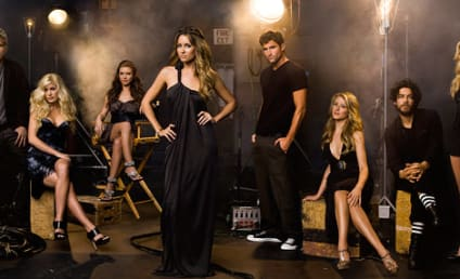 The Hills Season Five Cast Photo, Preview
