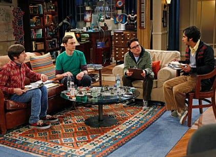 Watch The Big Bang Theory Season 5 Episode 4 Online