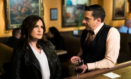 Benson Refuses to Give Up - SVU - Law & Order: SVU Season 18 Episode 18