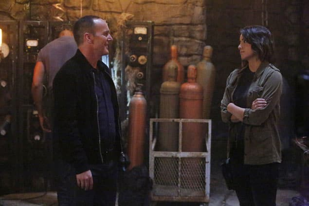 A Lighter Moment - Agents of S.H.I.E.L.D. Season 3 Episode 2