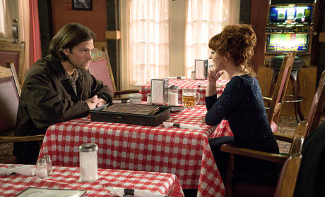 Sam and Rowena - Supernatural Season 10 Episode 18