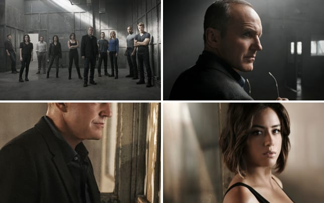Agents of shield season 3 cast