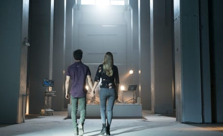 There for Her - Stitchers Season 3 Episode 10