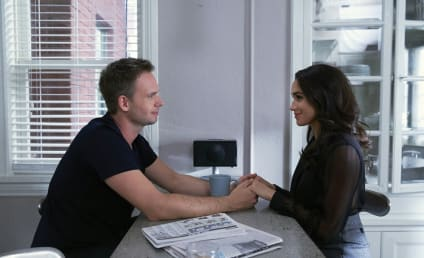 Suits: Patrick J. Adams and Meghan Markle Poised to Exit!
